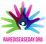 Logo for Rarediseaseday